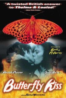 Butterfly Kiss (1995) cover