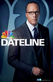 Dateline NBC (1992) cover