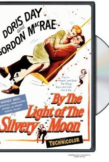 By the Light of the Silvery Moon (1953) cover