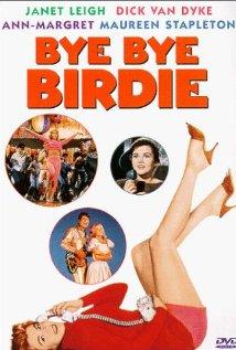 Bye Bye Birdie (1963) cover