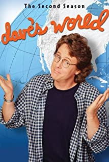 Dave's World 1993 poster