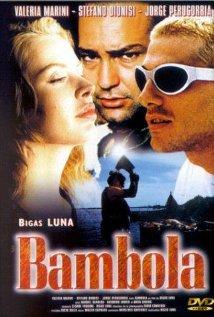 Bámbola (1996) cover