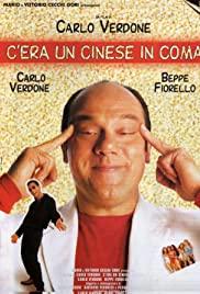 C'era un cinese in coma 2000 poster