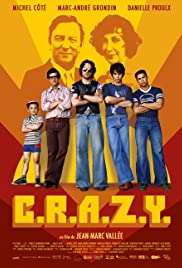 C.R.A.Z.Y. 2005 poster