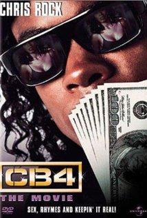 CB4 (1993) cover