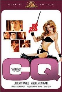 CQ (2001) cover