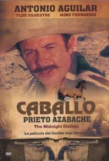 Caballo prieto azabache (La tumba de Villa) (1968) cover