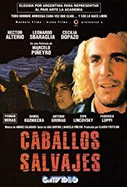 Caballos salvajes (1995) cover
