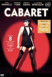 Cabaret (1972) cover
