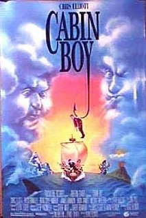 Cabin Boy (1994) cover