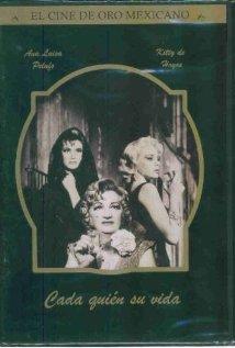 Cada quién su vida (1960) cover