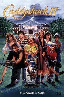 Caddyshack II (1988) cover