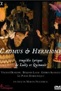 Cadmus & Hermione (2008) cover