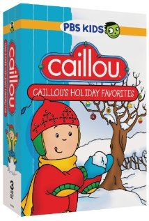 Caillou's Holiday Movie 2003 poster