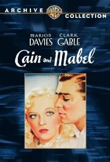 Cain and Mabel (1936) cover