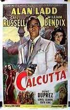 Calcutta 1947 poster