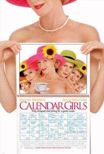 Calendar Girls 2003 poster