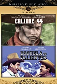 Calibre 44 1960 poster