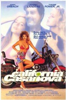 California Casanova (1991) cover