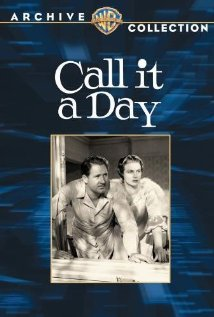 Call It a Day (1937) cover