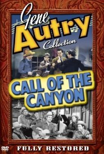 Call of the Canyon (1942) cover