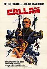 Callan (1974) cover