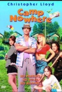 Camp Nowhere (1994) cover