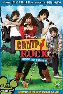 Camp Rock (2008) cover