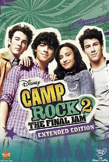 Camp Rock 2: The Final Jam (2010) cover