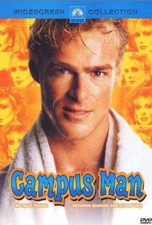 Campus Man (1987) cover