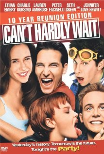 Can't Hardly Wait 1998 poster