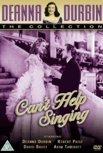 Can't Help Singing (1944) cover