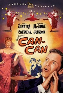 Can-Can 1960 poster