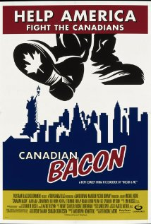 Canadian Bacon (1995) cover
