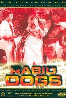 Cani arrabbiati (1974) cover