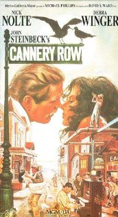 Cannery Row (1982) cover