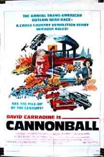 Cannonball! (1976) cover