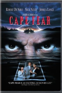 Cape Fear (1991) cover