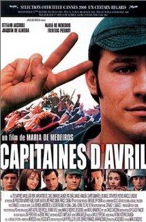 Capitães de Abril (2000) cover