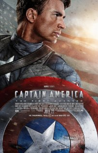 Captain America: The First Avenger (2011) cover