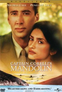 Captain Corelli's Mandolin (2001) cover