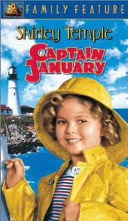 Captain January (1936) cover
