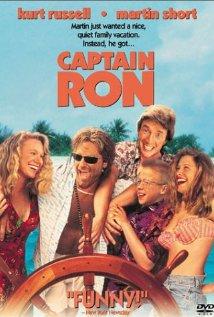 Captain Ron (1992) cover
