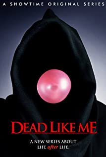 Dead Like Me (2003) cover