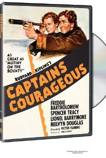 Captains Courageous (1937) cover
