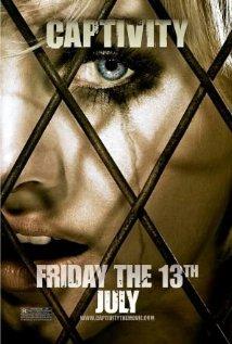 Captivity (2007) cover