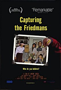 Capturing the Friedmans (2003) cover