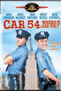Car 54, Where Are You? (1994) cover