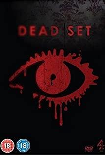 Dead Set 2008 poster