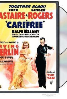 Carefree (1938) cover
